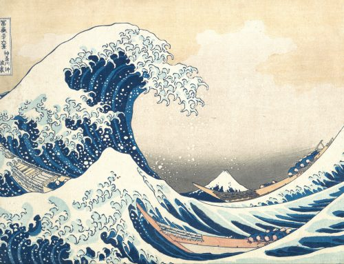 La gran ola que trajo el arte japonés a Europa