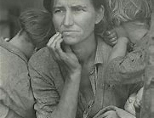 Historia de una fotografía histórica