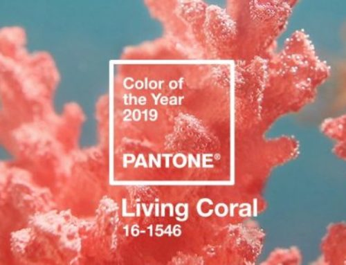 La moda es color coral