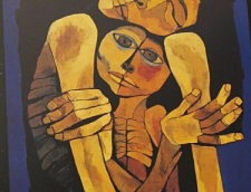 Oswaldo Guayasamin, el pintor indígena